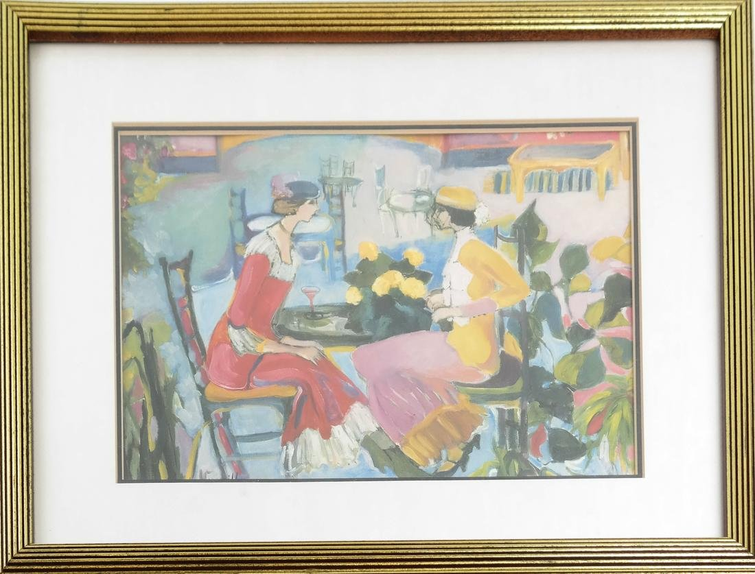 Two Assorted Works: Women - 2
