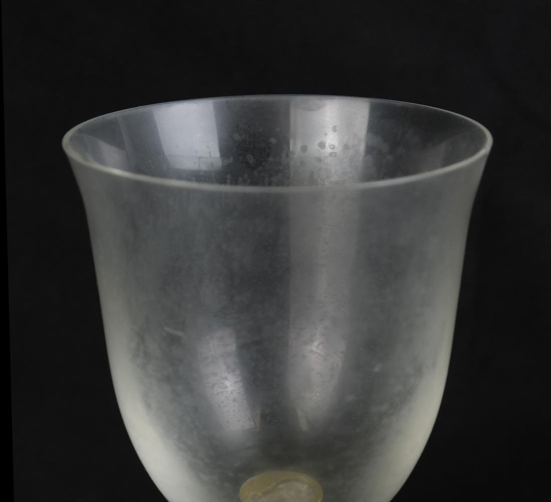 Murano Glass Goblet - 5