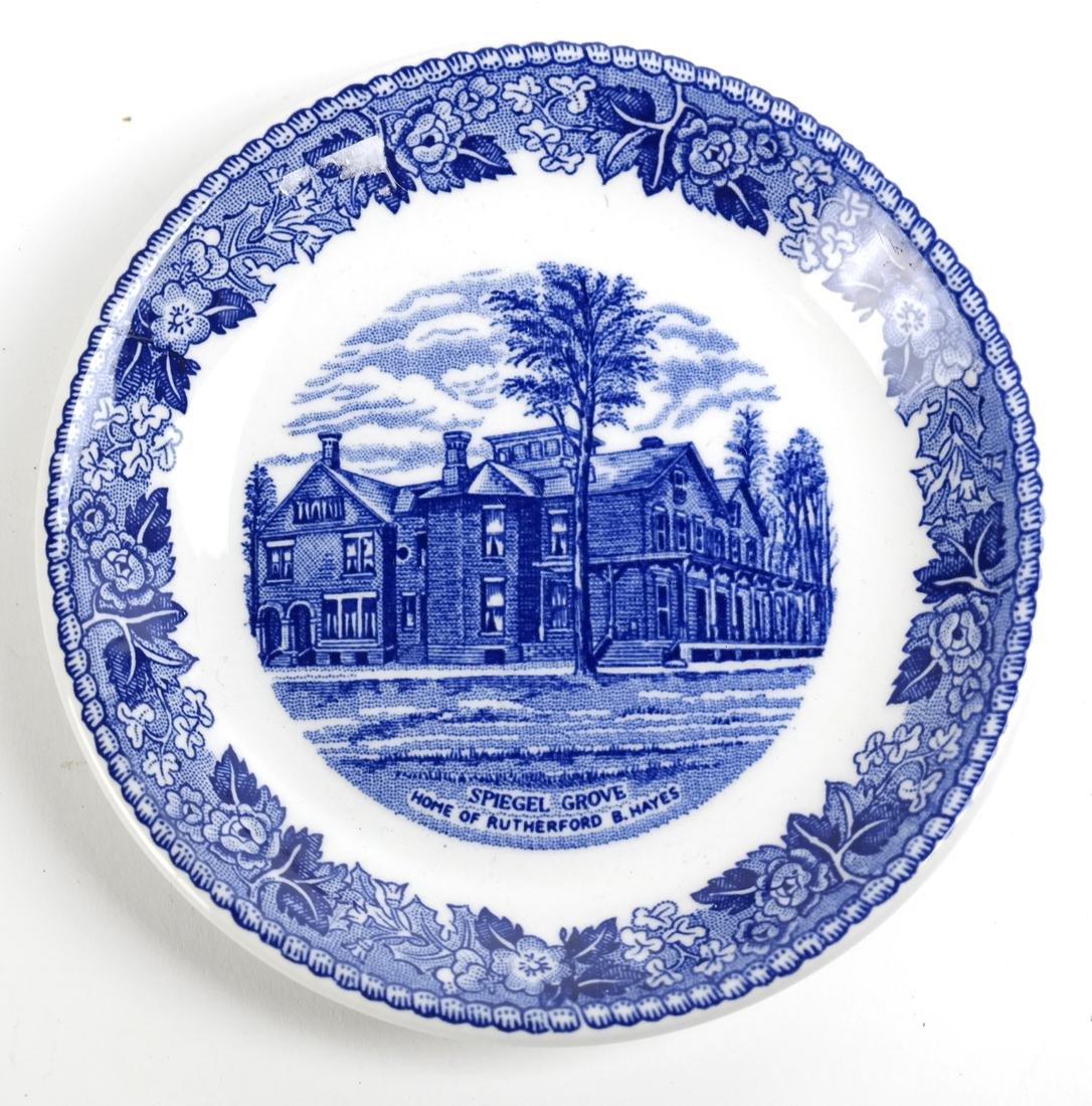 Seven Pieces of Blue & White Porcelain - 2