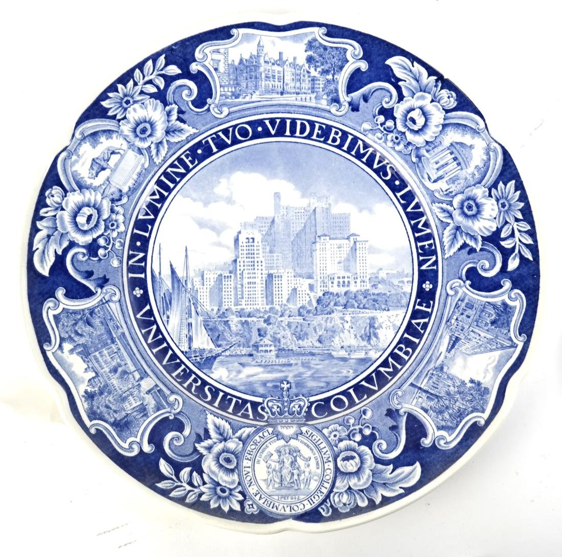 Seven Pieces of Blue & White Porcelain - 3