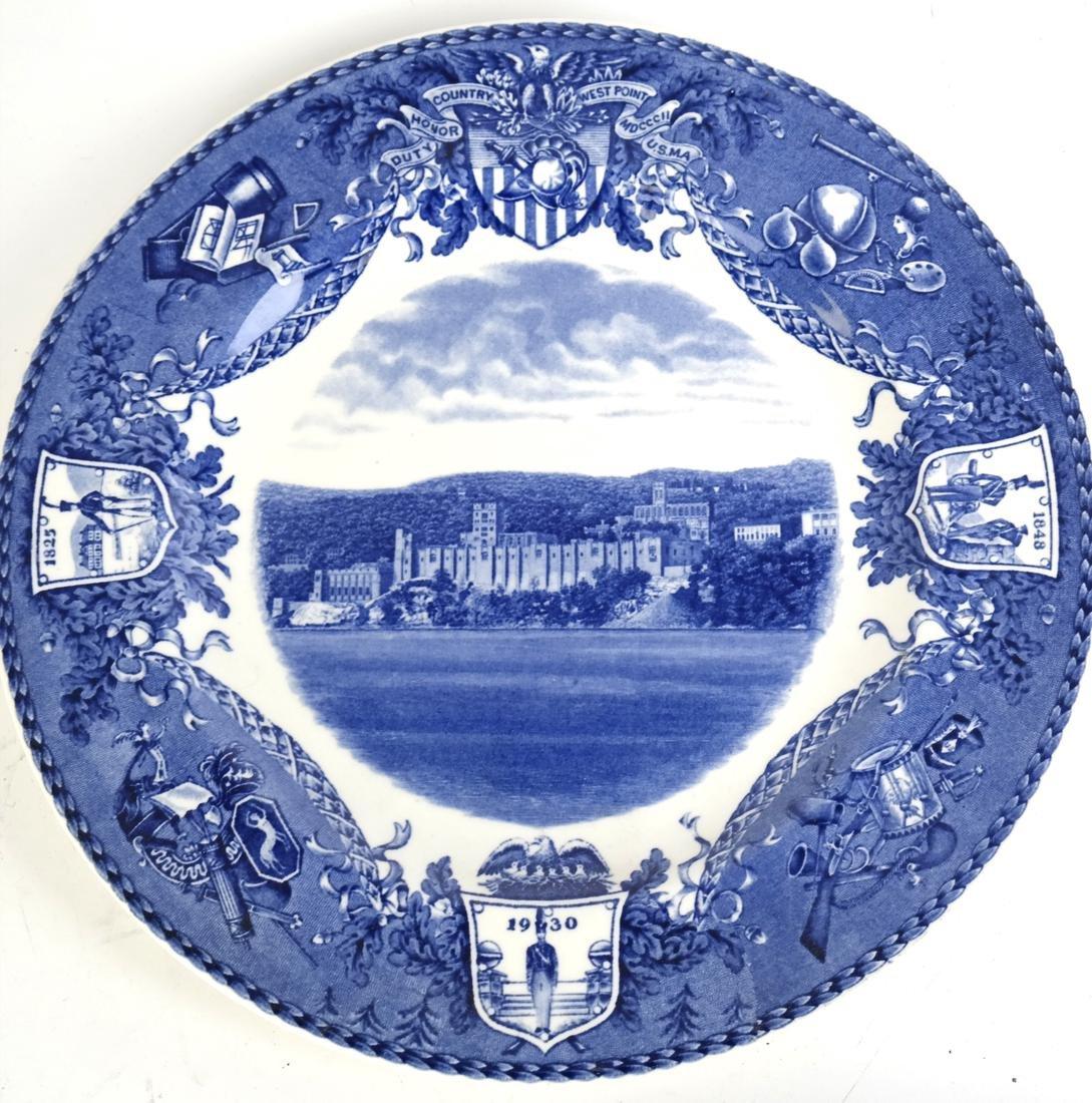 Seven Pieces of Blue & White Porcelain - 4