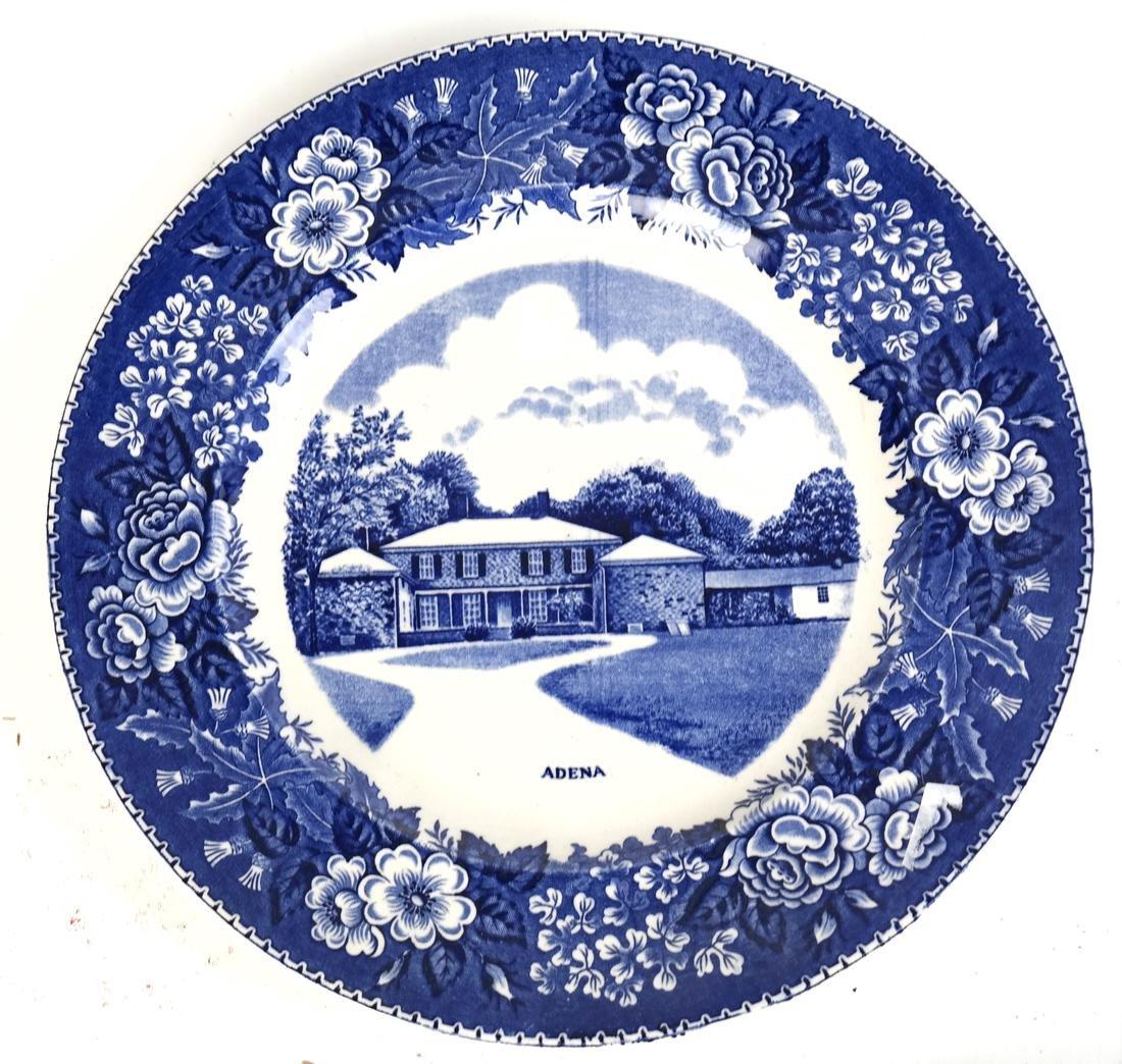 Seven Pieces of Blue & White Porcelain - 5