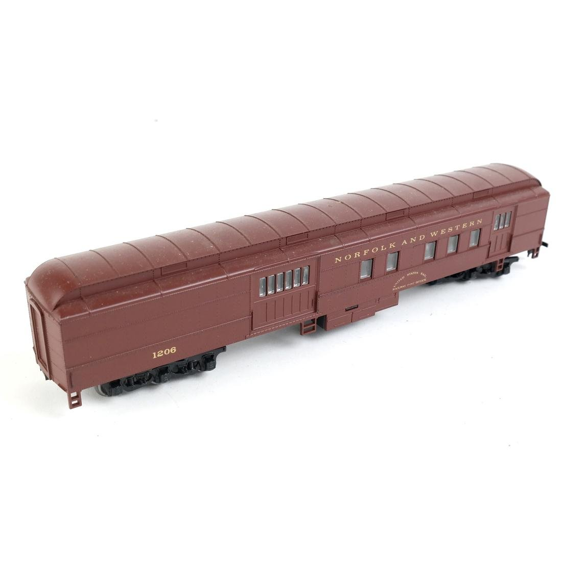 Lot of Toy Trains - 2