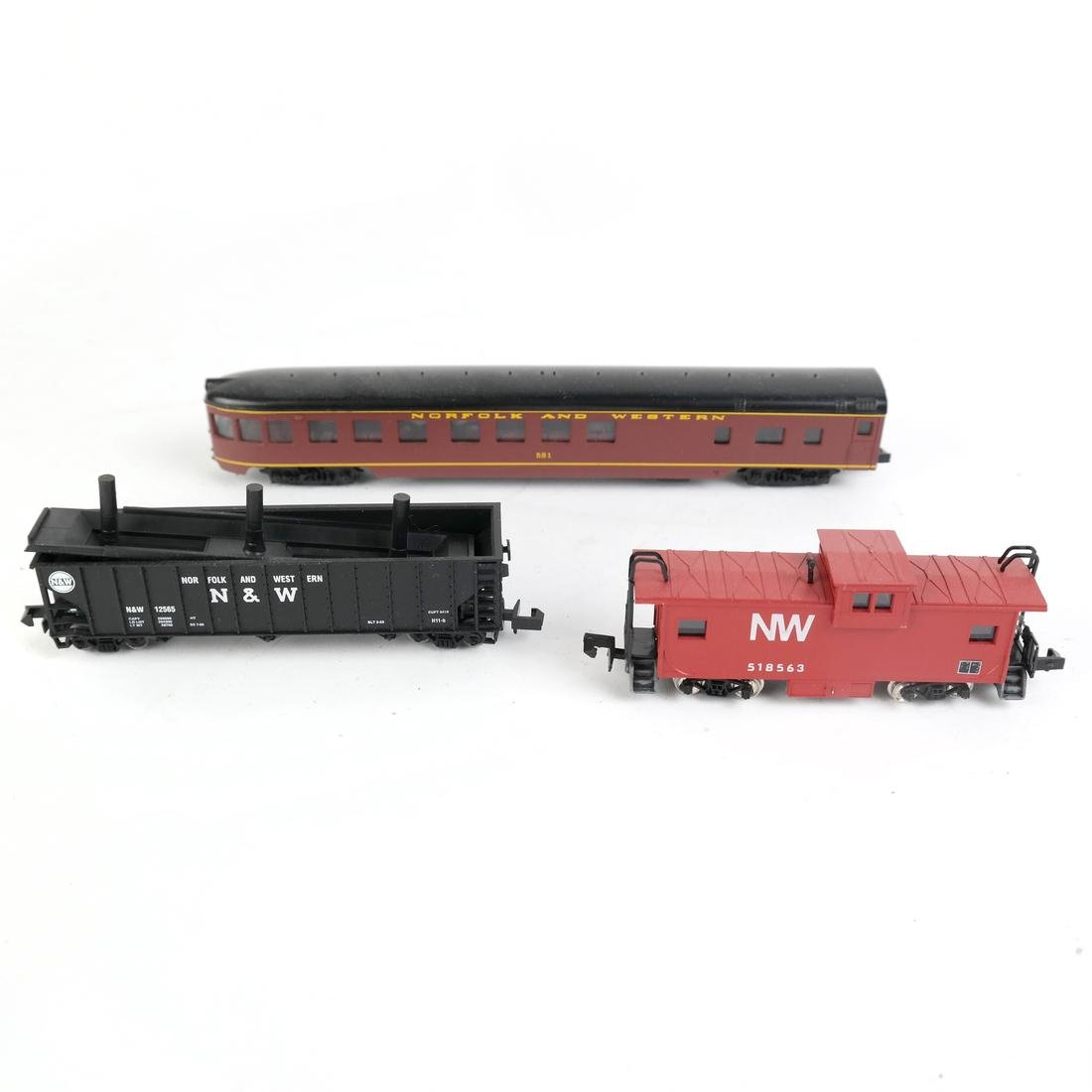 Lot of Toy Trains - 4