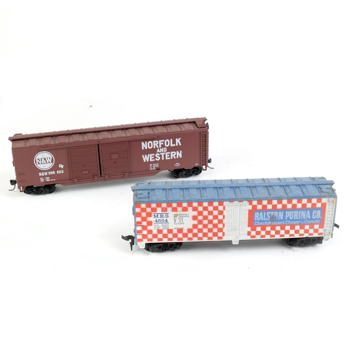 Lot of Toy Trains - 6