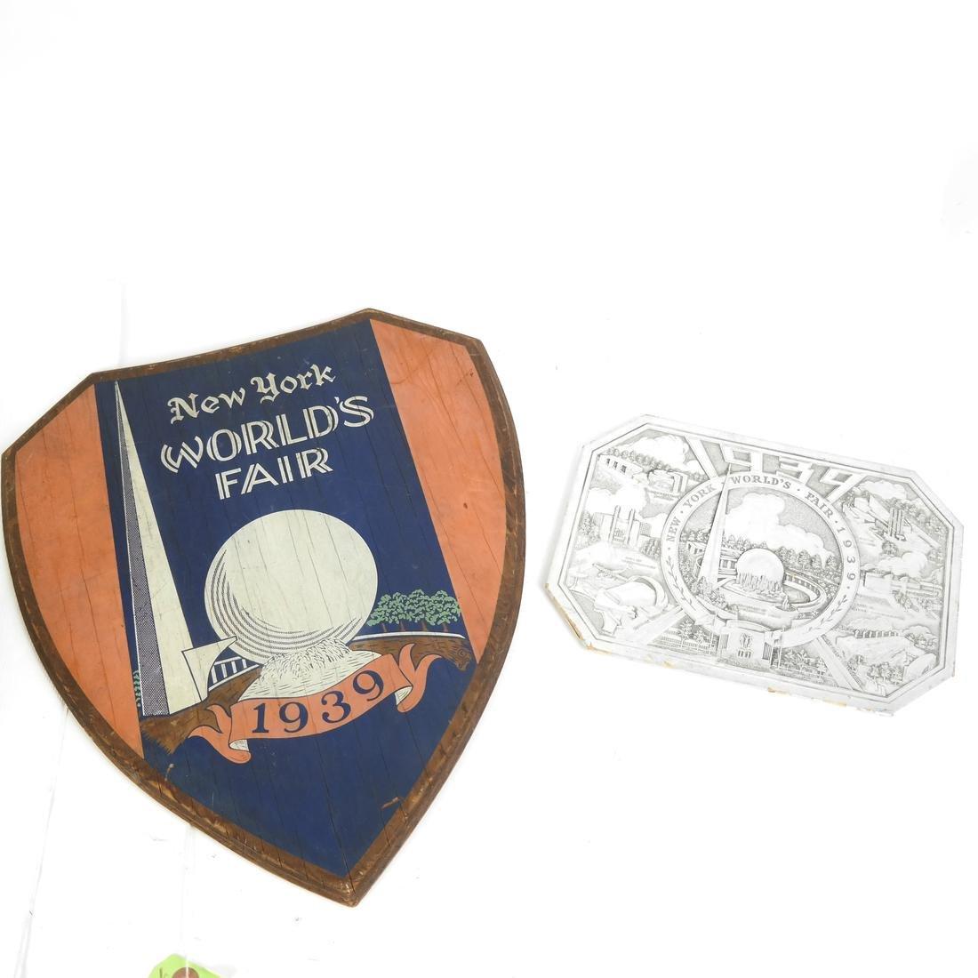 1939 World's Fair Memorabilia
