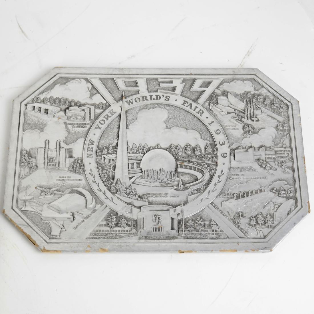 1939 World's Fair Memorabilia - 2