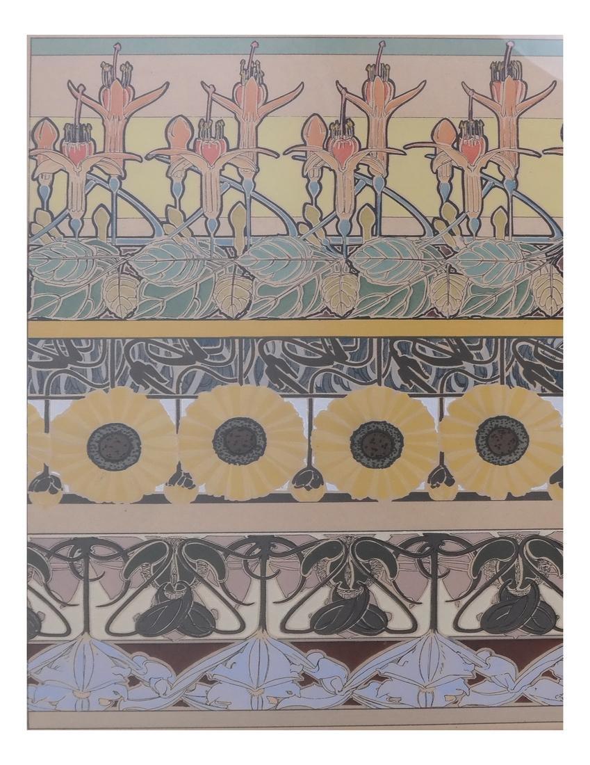Alphonse Mucha, Lithograph