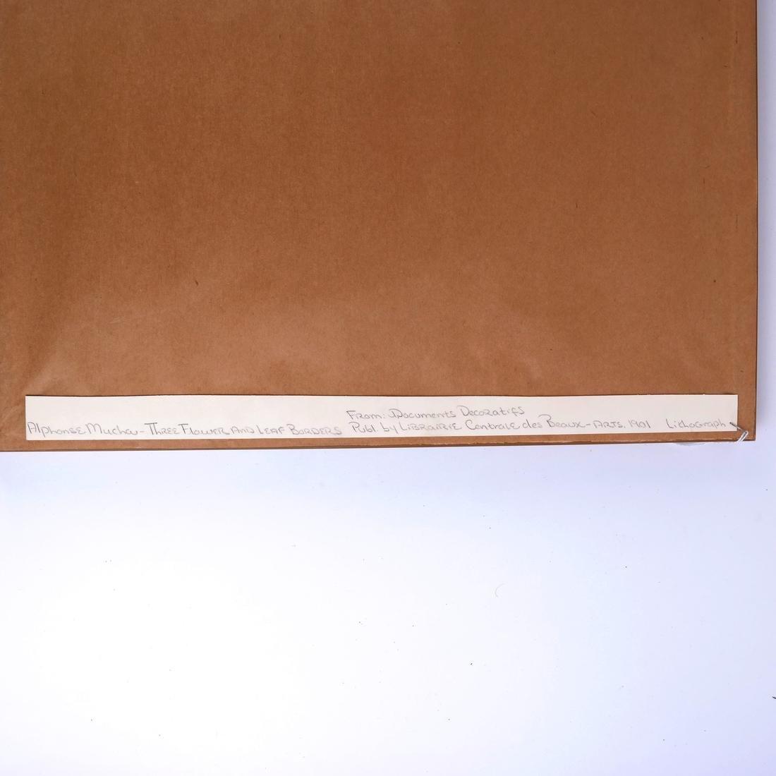 Alphonse Mucha, Lithograph - 5