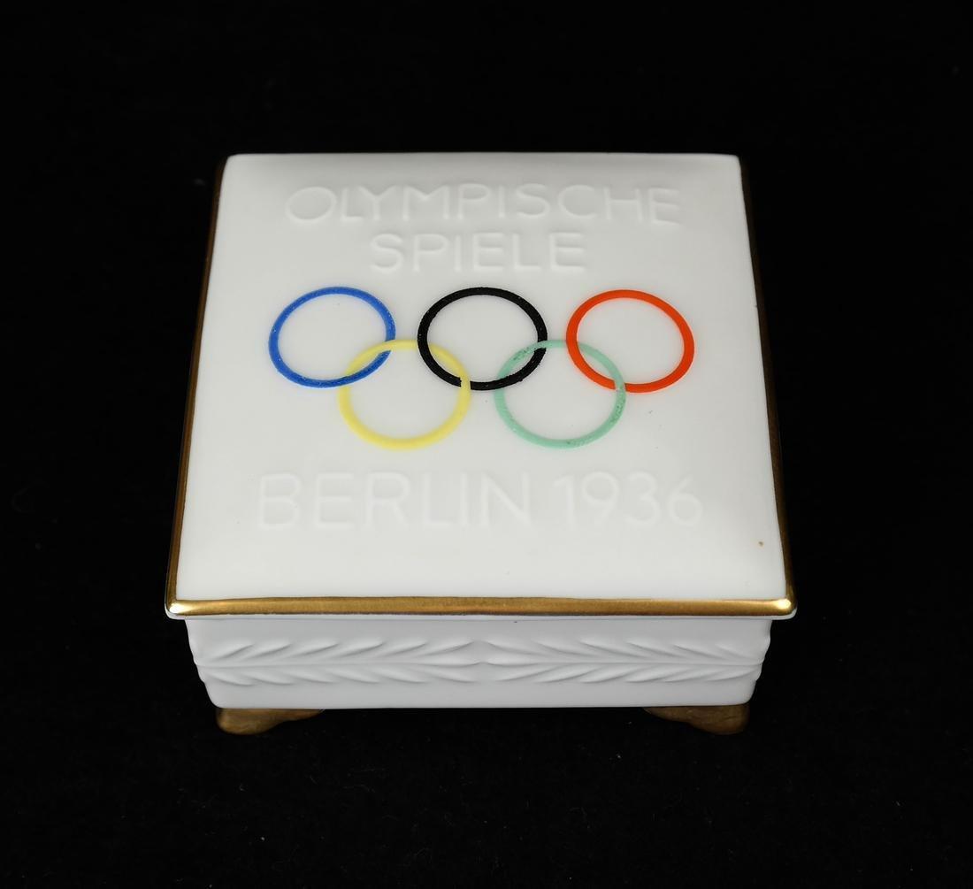 Rosenthal 1936 Olympic Box
