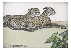 Keith Ingermann Leopards