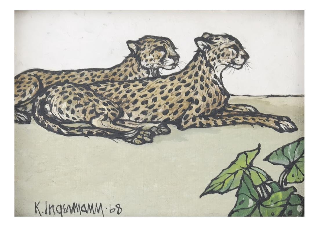 Keith Ingermann, Leopards