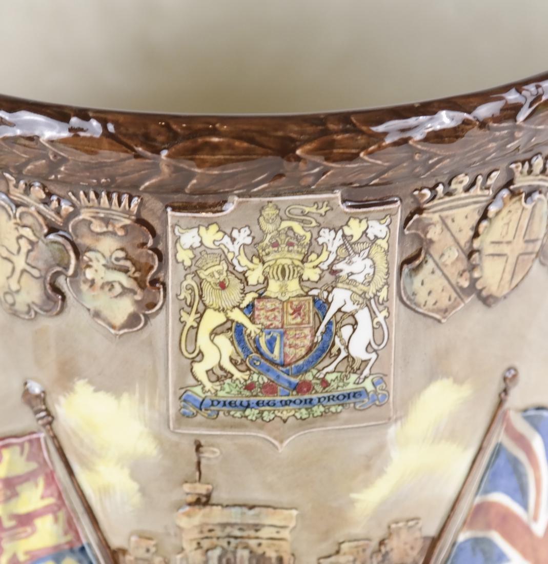 Royal Doulton Commemorative Cup - 3