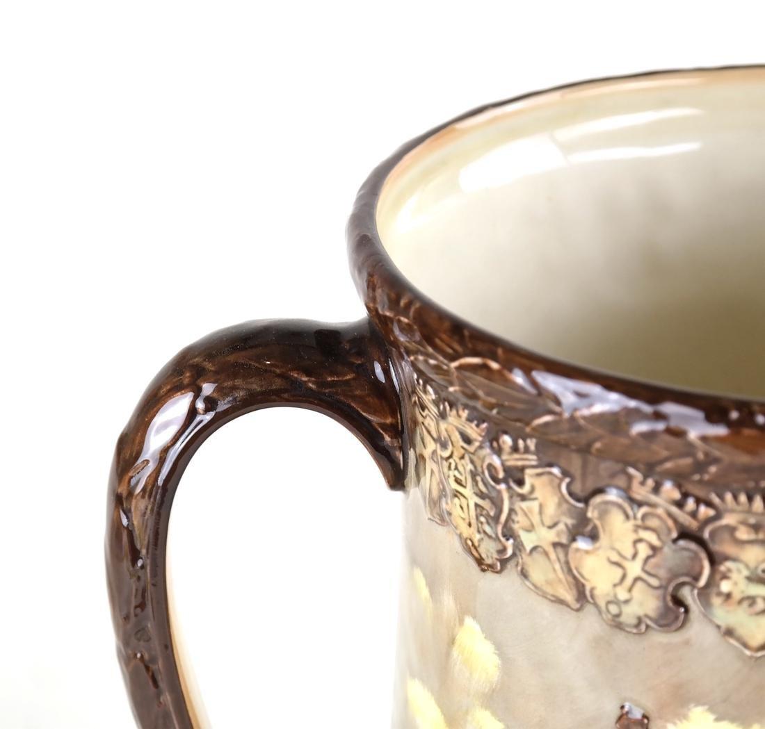 Royal Doulton Commemorative Cup - 4