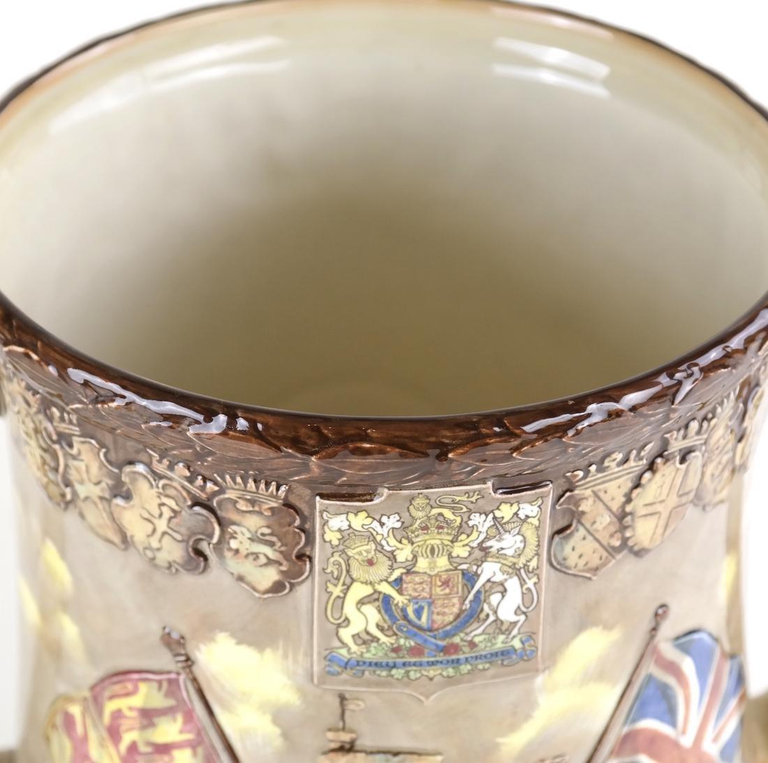 Royal Doulton Commemorative Cup - 5
