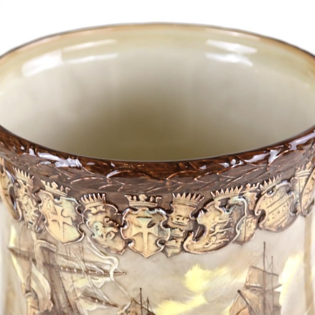 Royal Doulton Commemorative Cup - 8