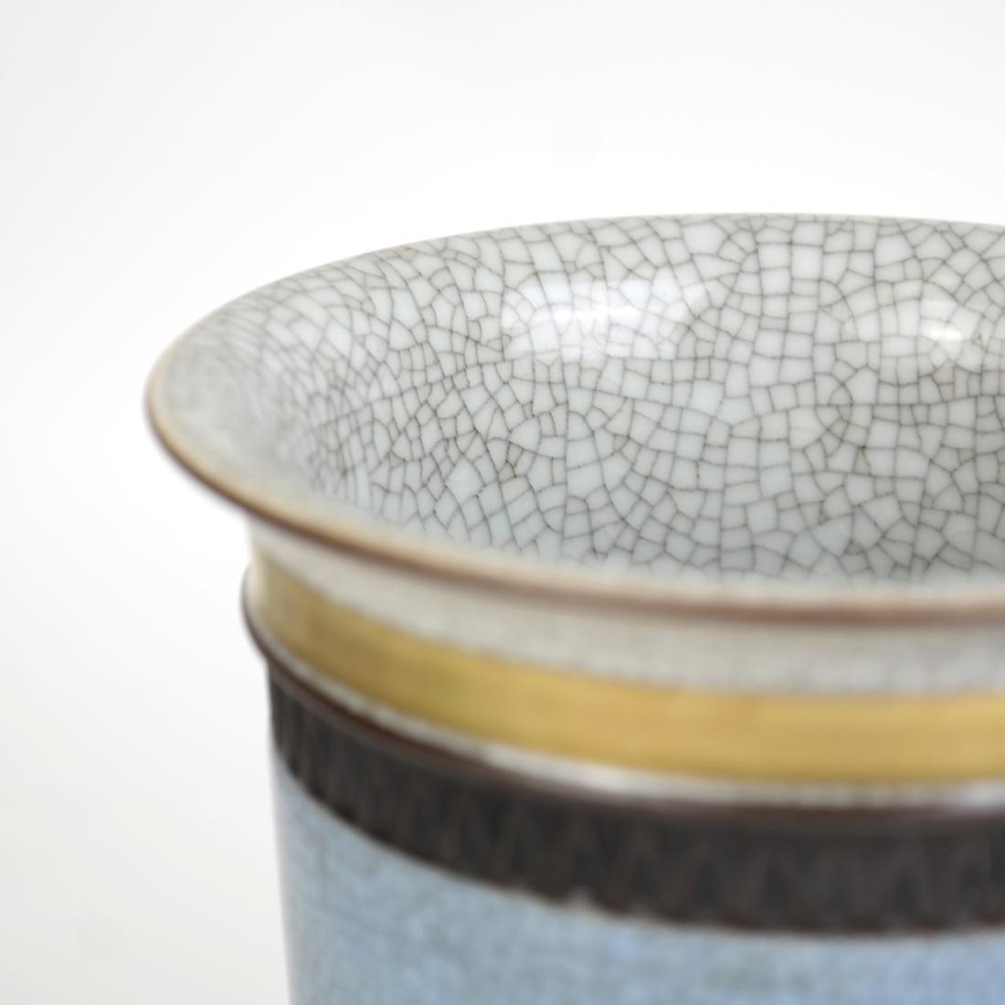 Royal Copenhagen Vase and Lamp - 5