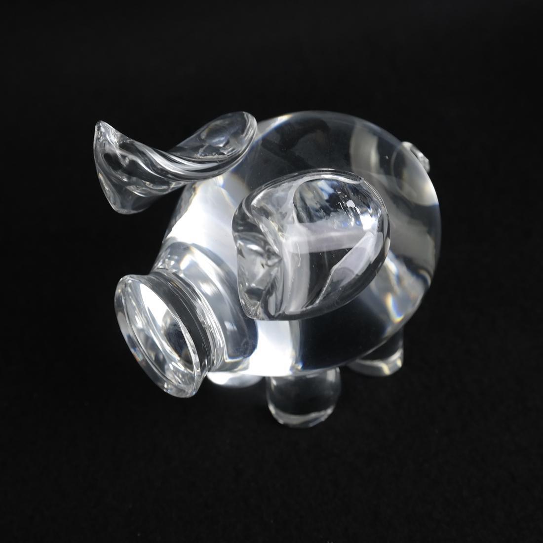 Steuben Glass, Five Sculptures - 4