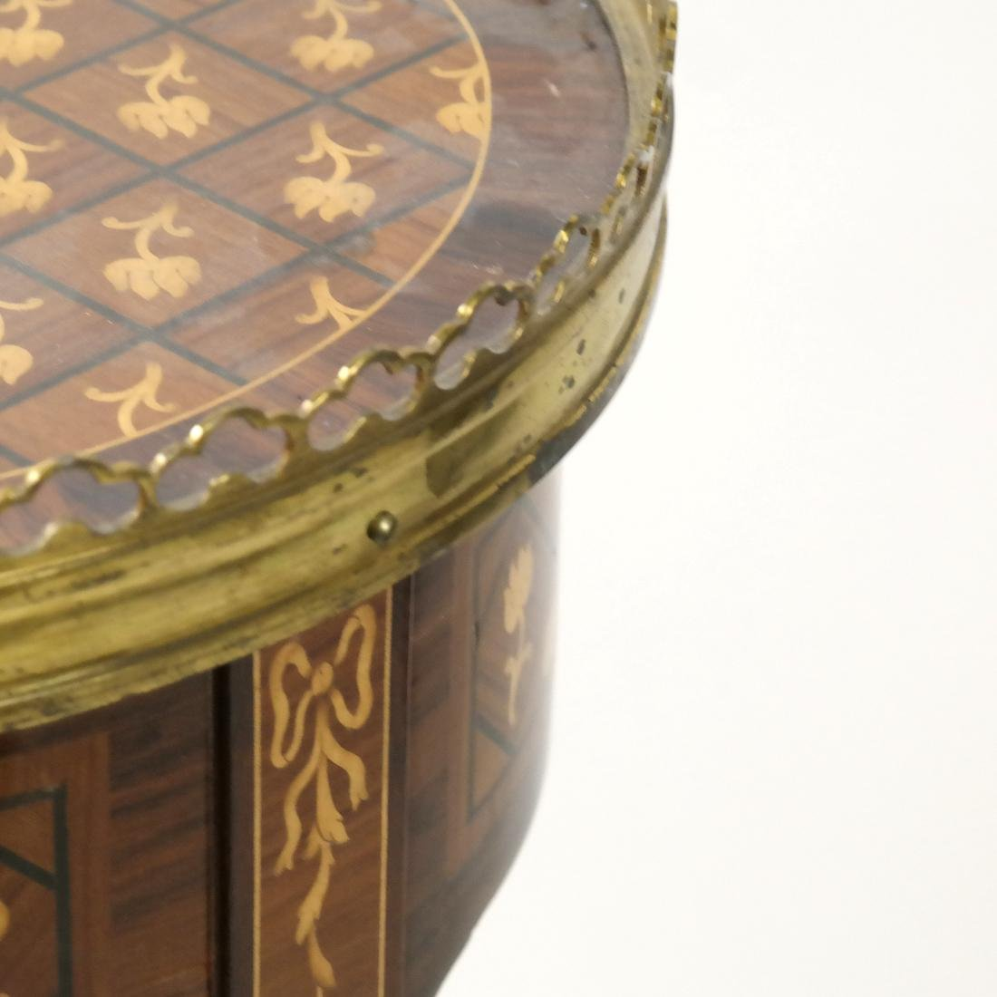 20th Century Parquetry Stand - 7