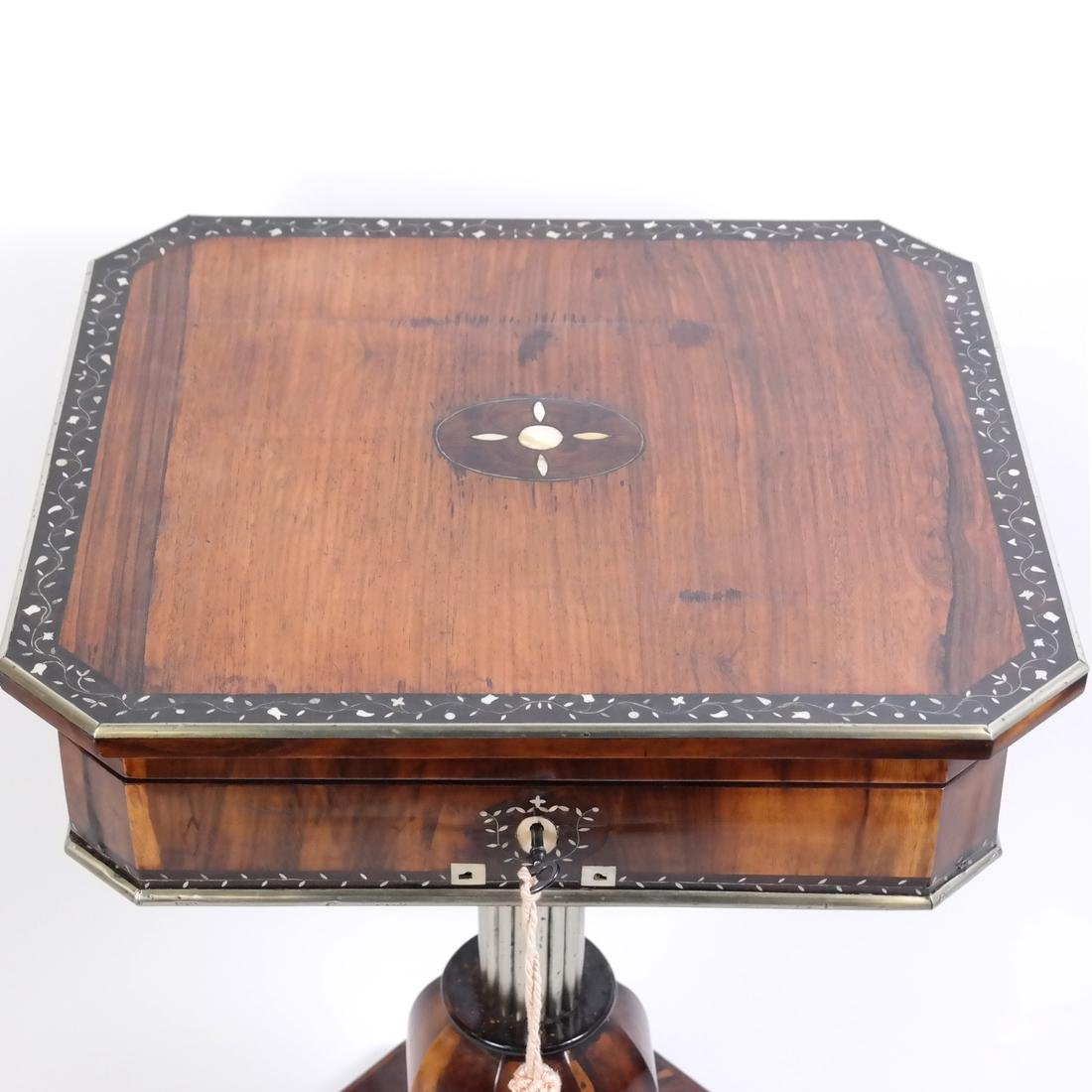 19th Century English Sewing Stand - 3