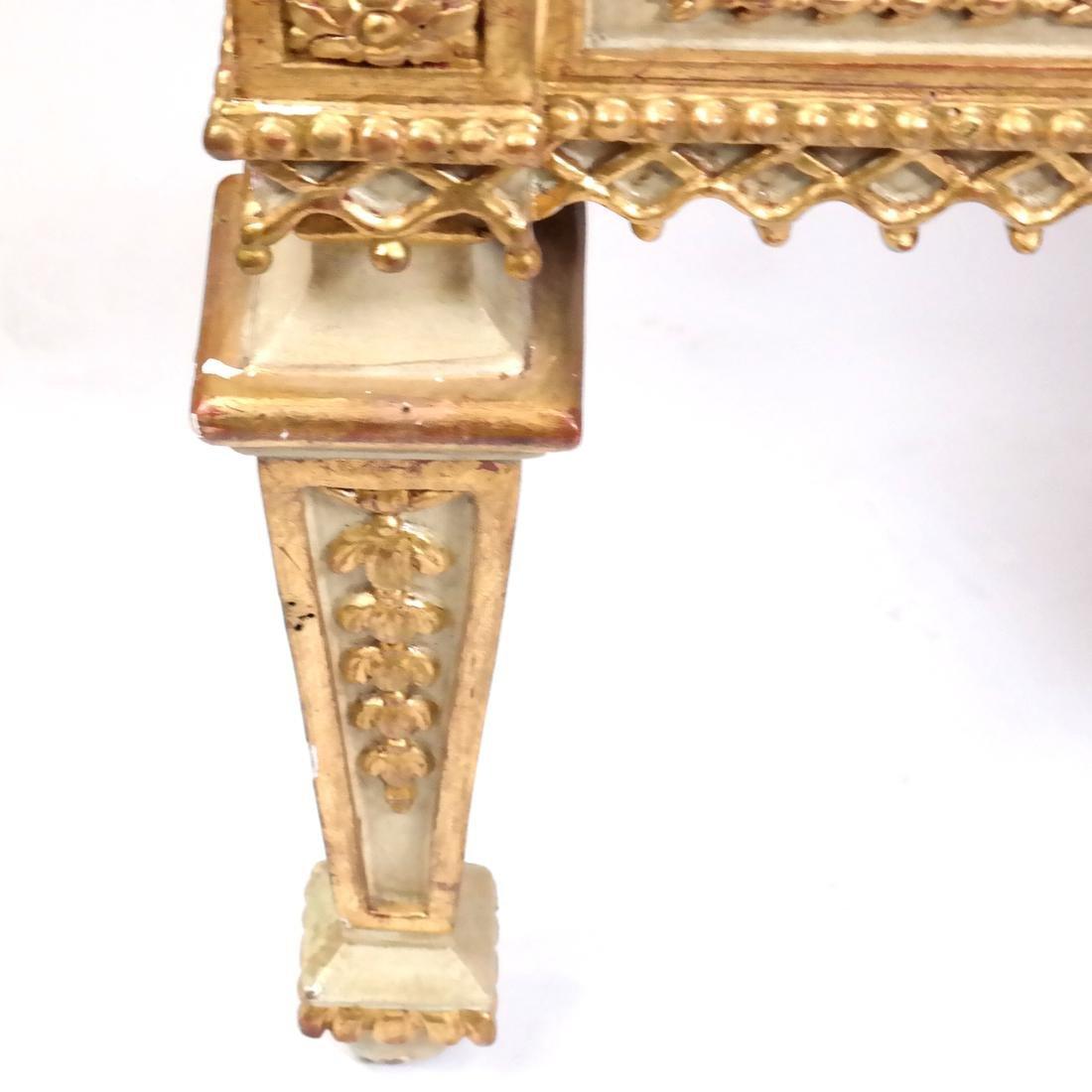 Pair of 19th Century Classical Stools - 6