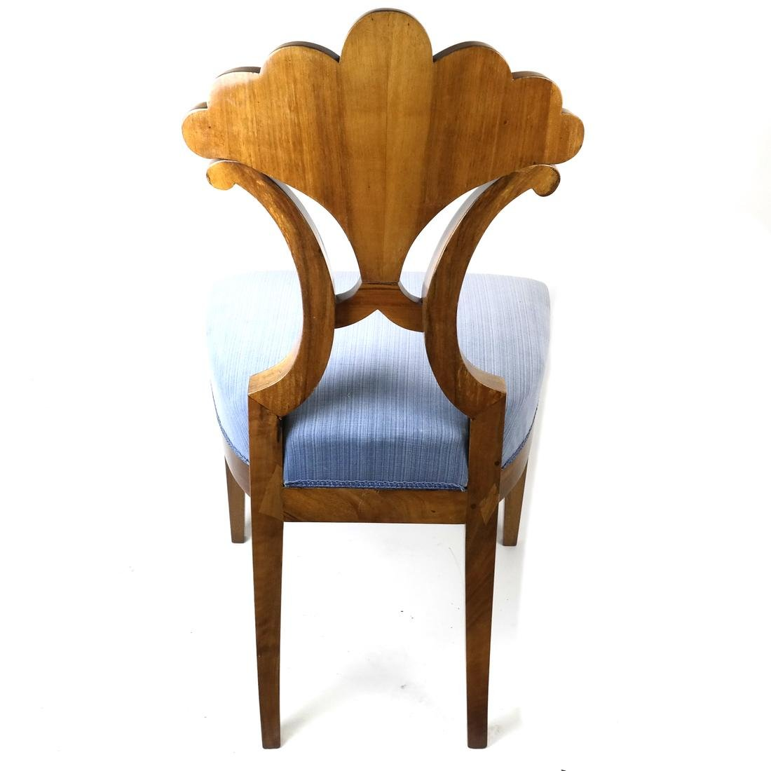 Pair of Deco Side Chairs - 6