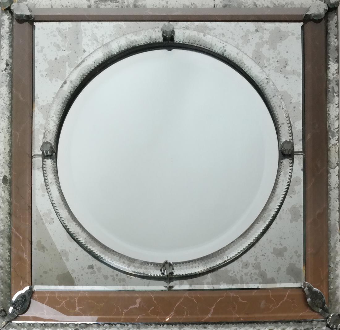 Venetian-Style Mirror