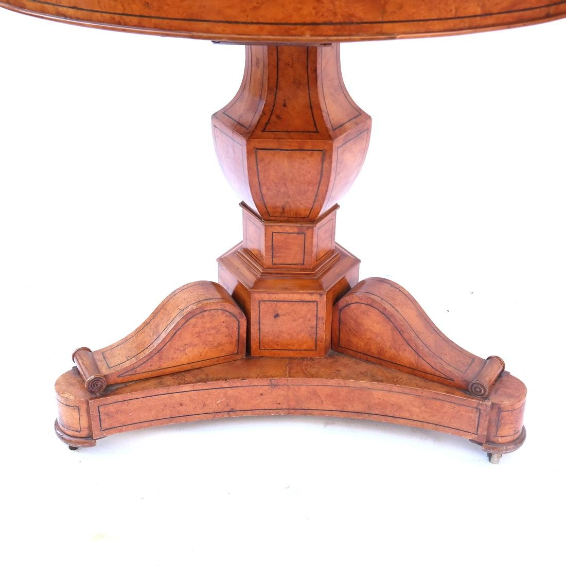 Marble Top Center Table - 3