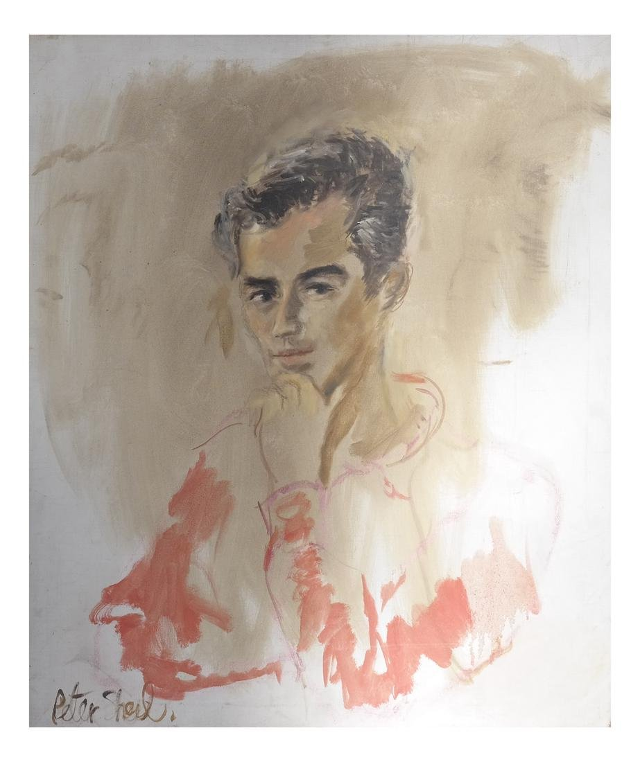 Peter Sheil, Portrait of A Man