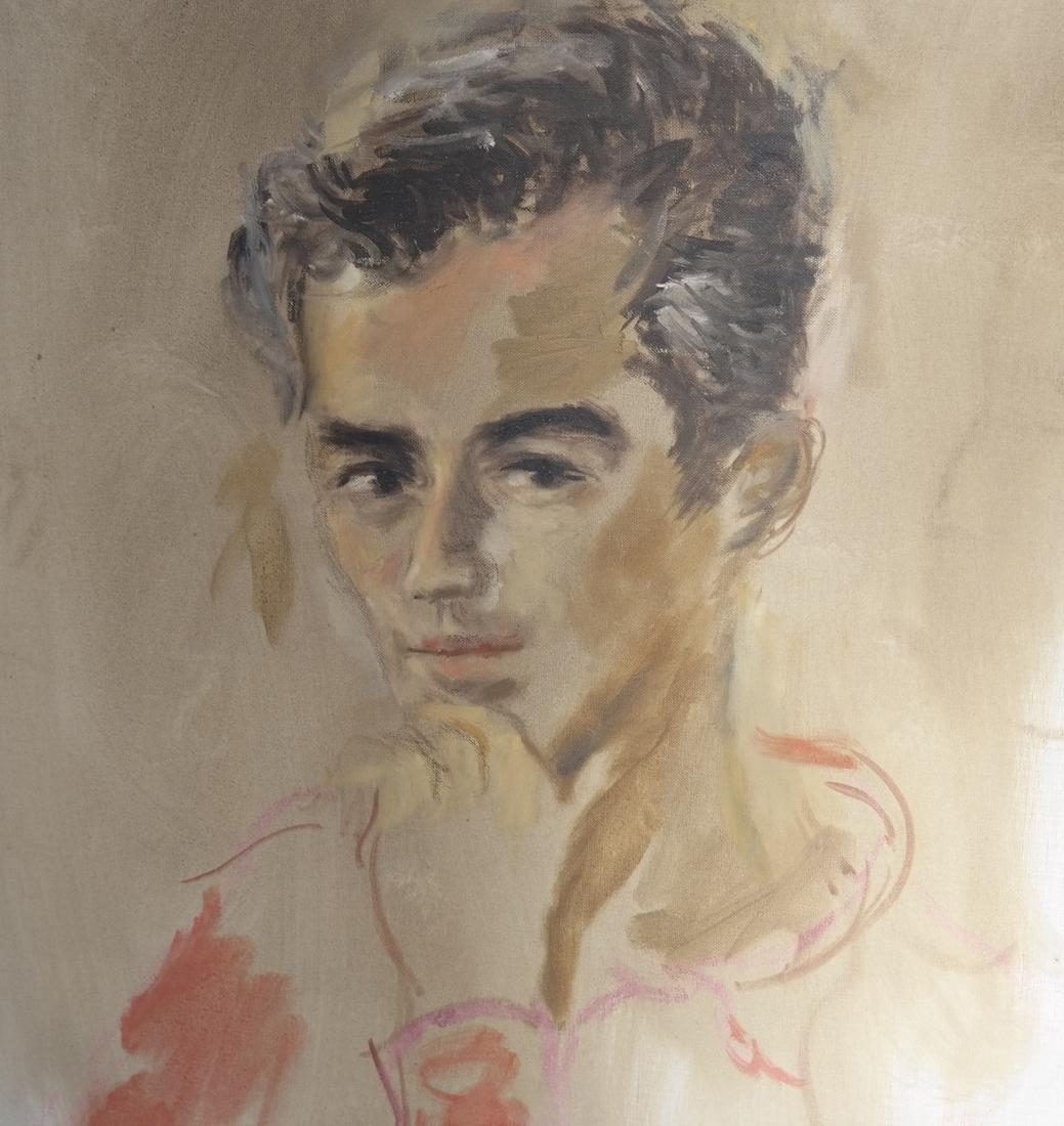 Peter Sheil, Portrait of A Man - 3