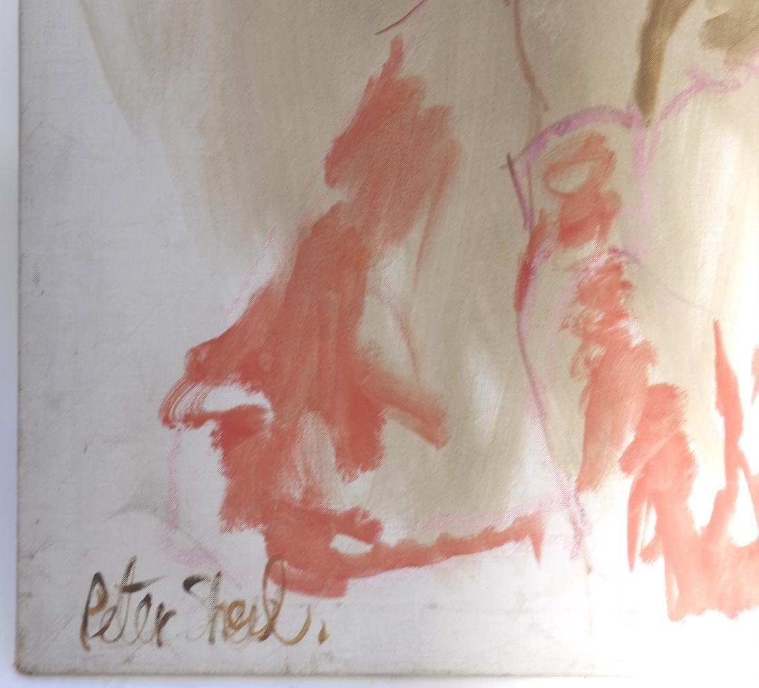 Peter Sheil, Portrait of A Man - 4
