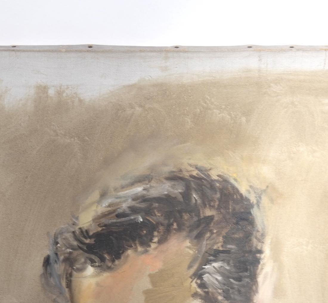 Peter Sheil, Portrait of A Man - 5