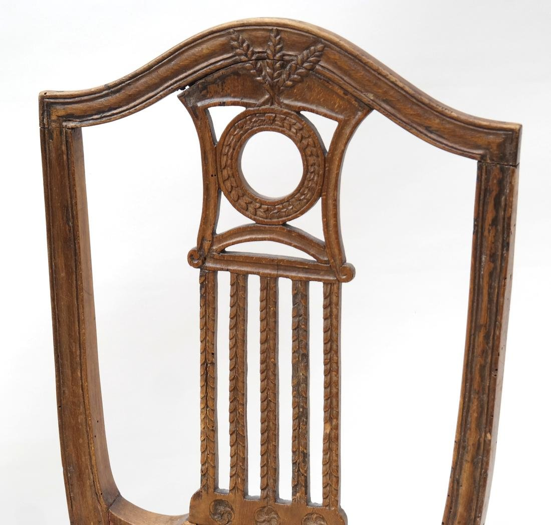 Two 19th Century Continental Side Chairs - 3