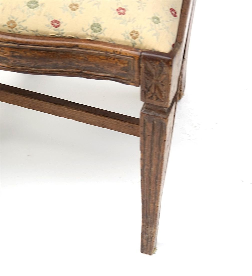 Two 19th Century Continental Side Chairs - 4