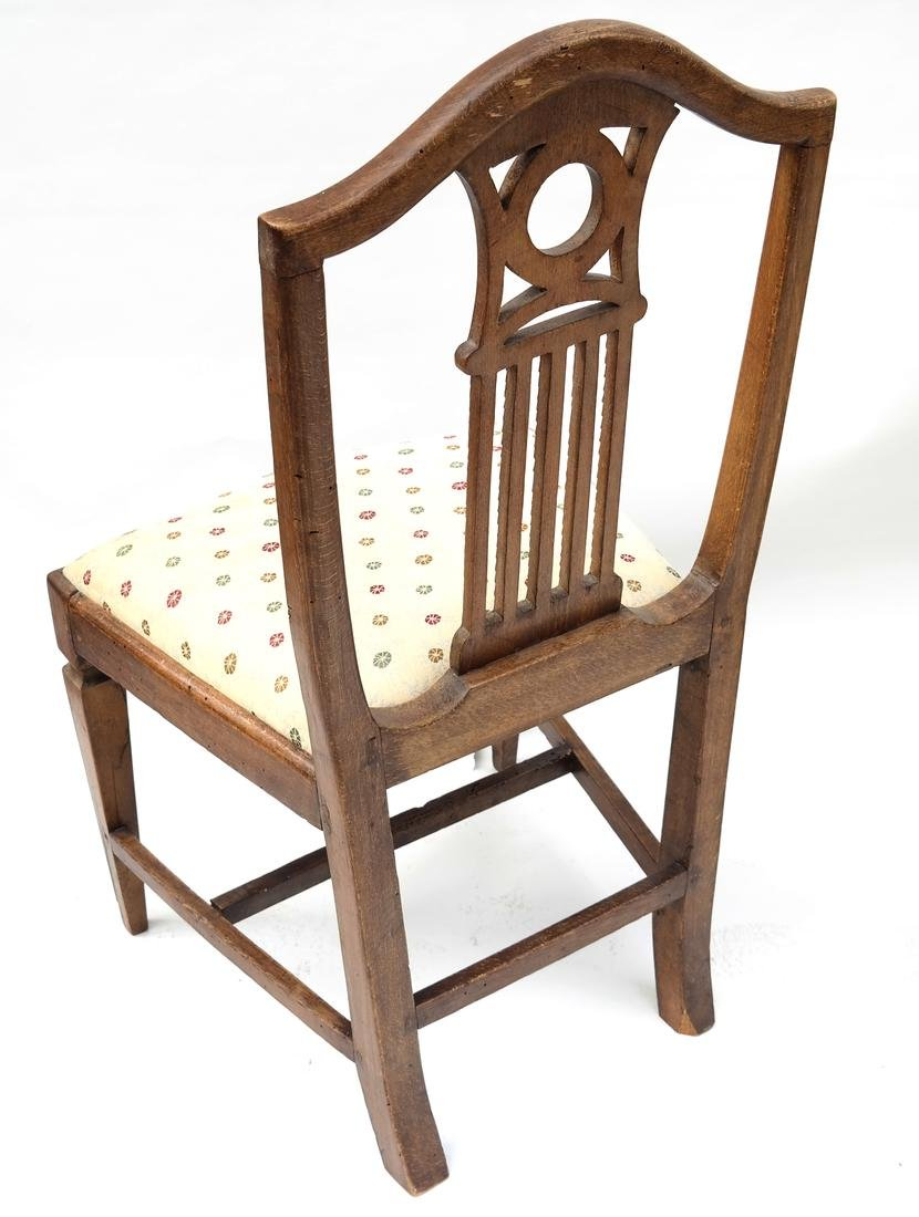 Two 19th Century Continental Side Chairs - 8