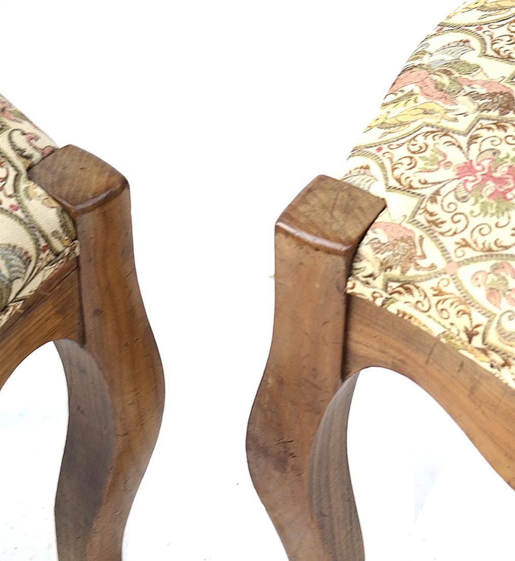 Pair of 19th Century Stools - 3