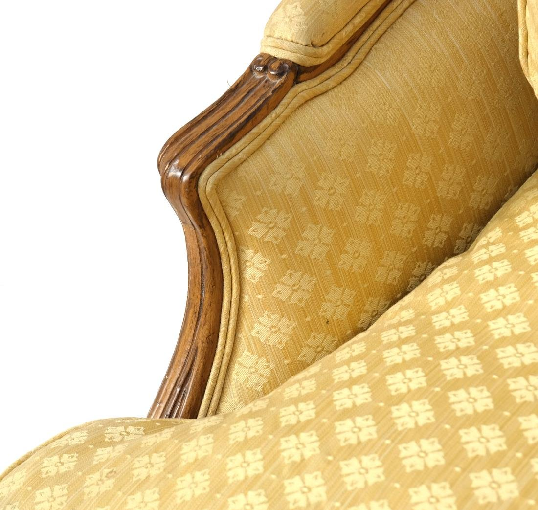 Two Part Provincial-Style Chaise - 5