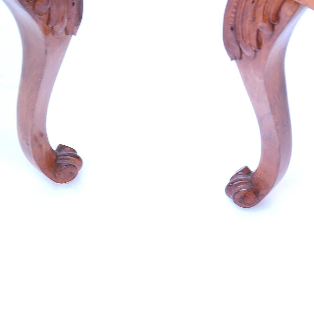 Pair of Transition Maple Armchairs - 4