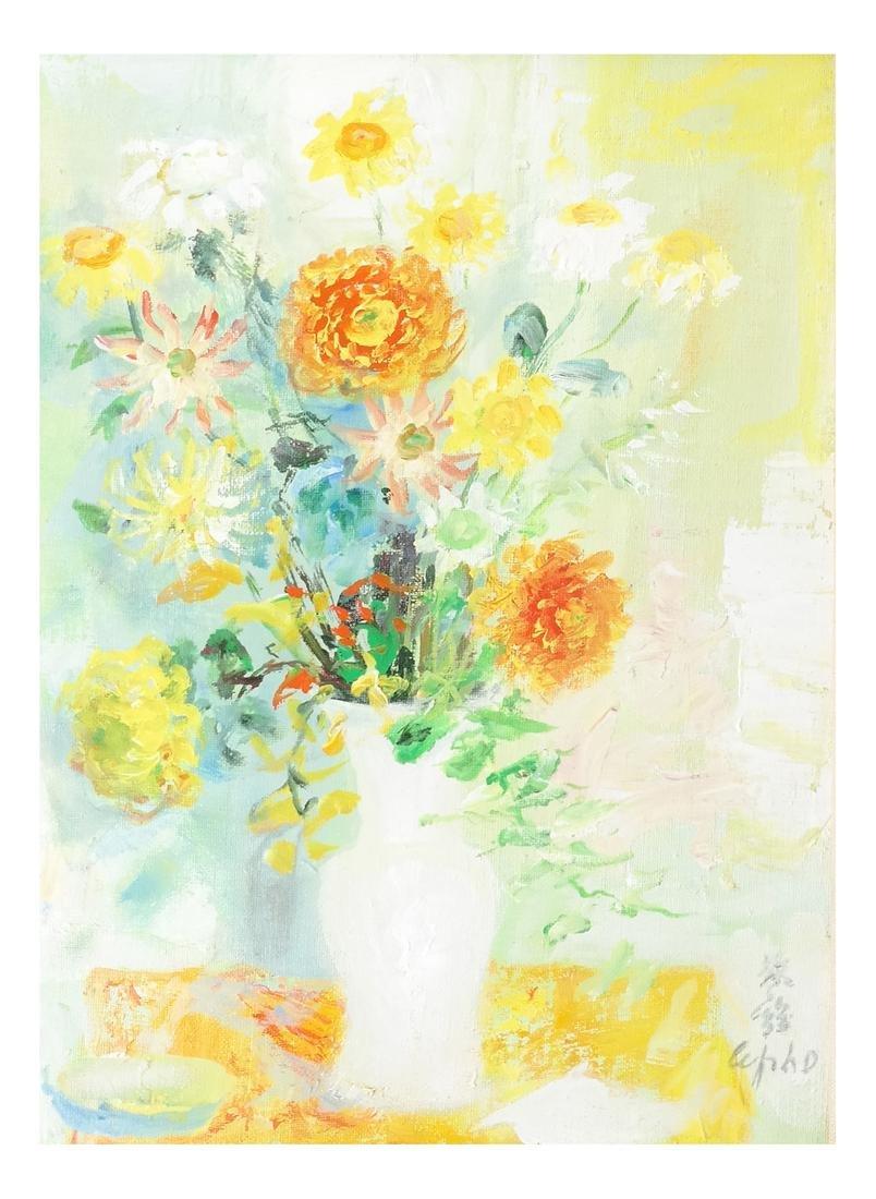 Le Pho, Bouquet de Fleurs