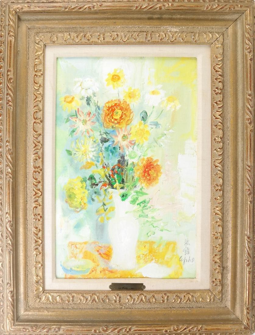 Le Pho, Bouquet de Fleurs - 2