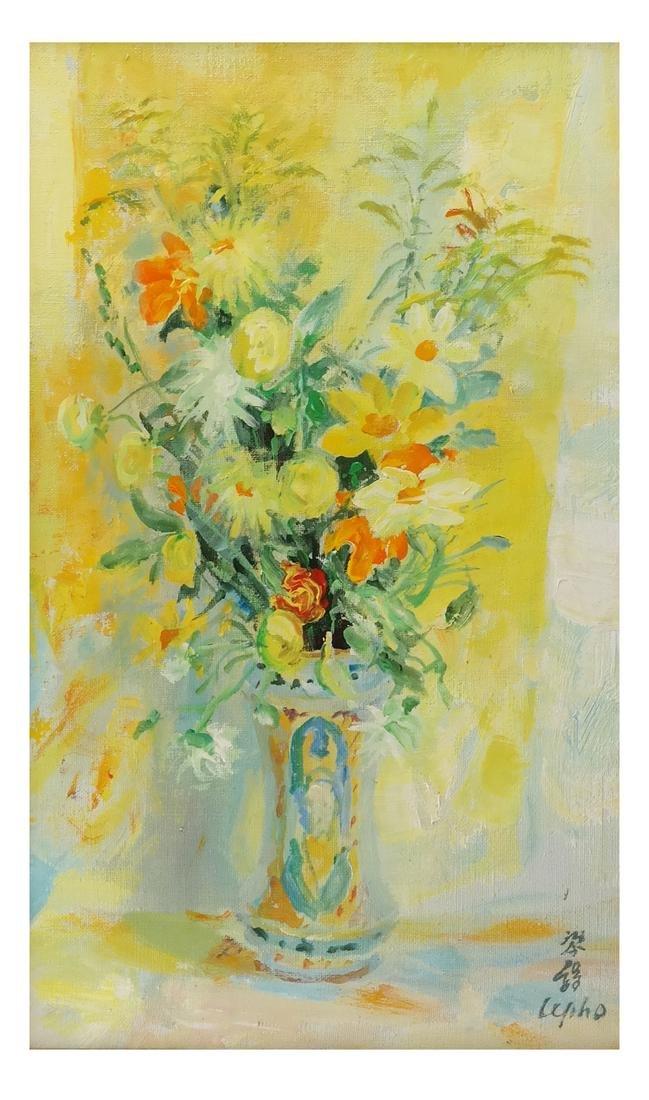 Le Pho, Fleurs