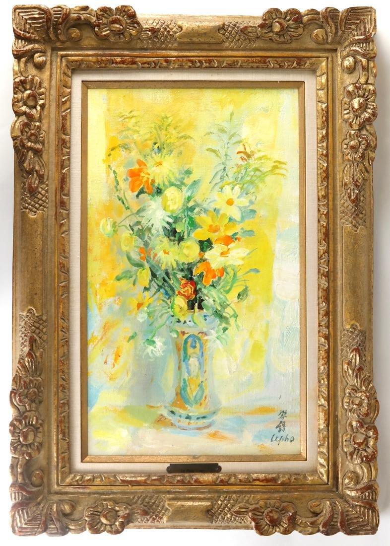 Le Pho, Fleurs - 2