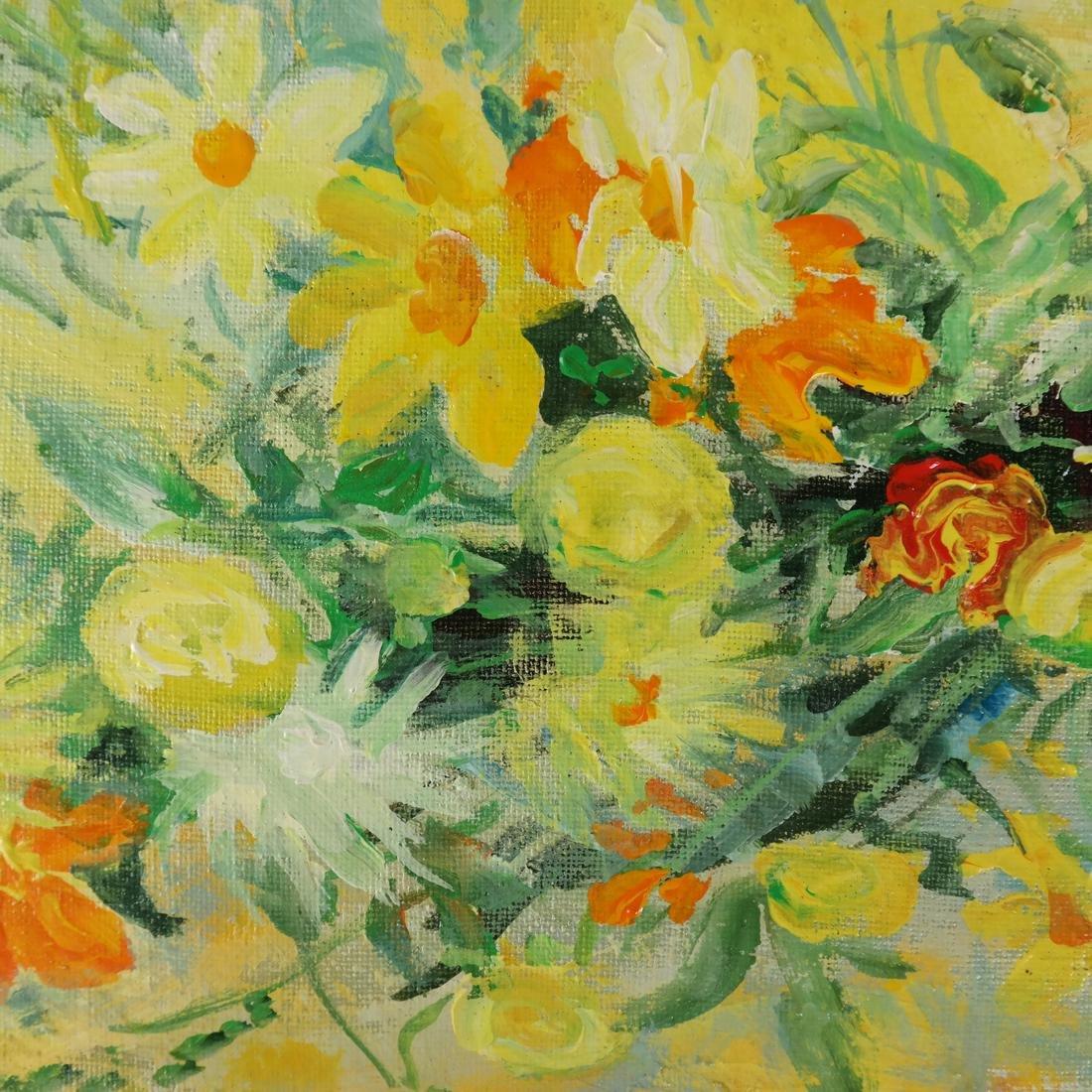 Le Pho, Fleurs - 3