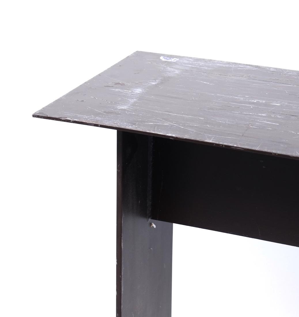 Steel Console - 2