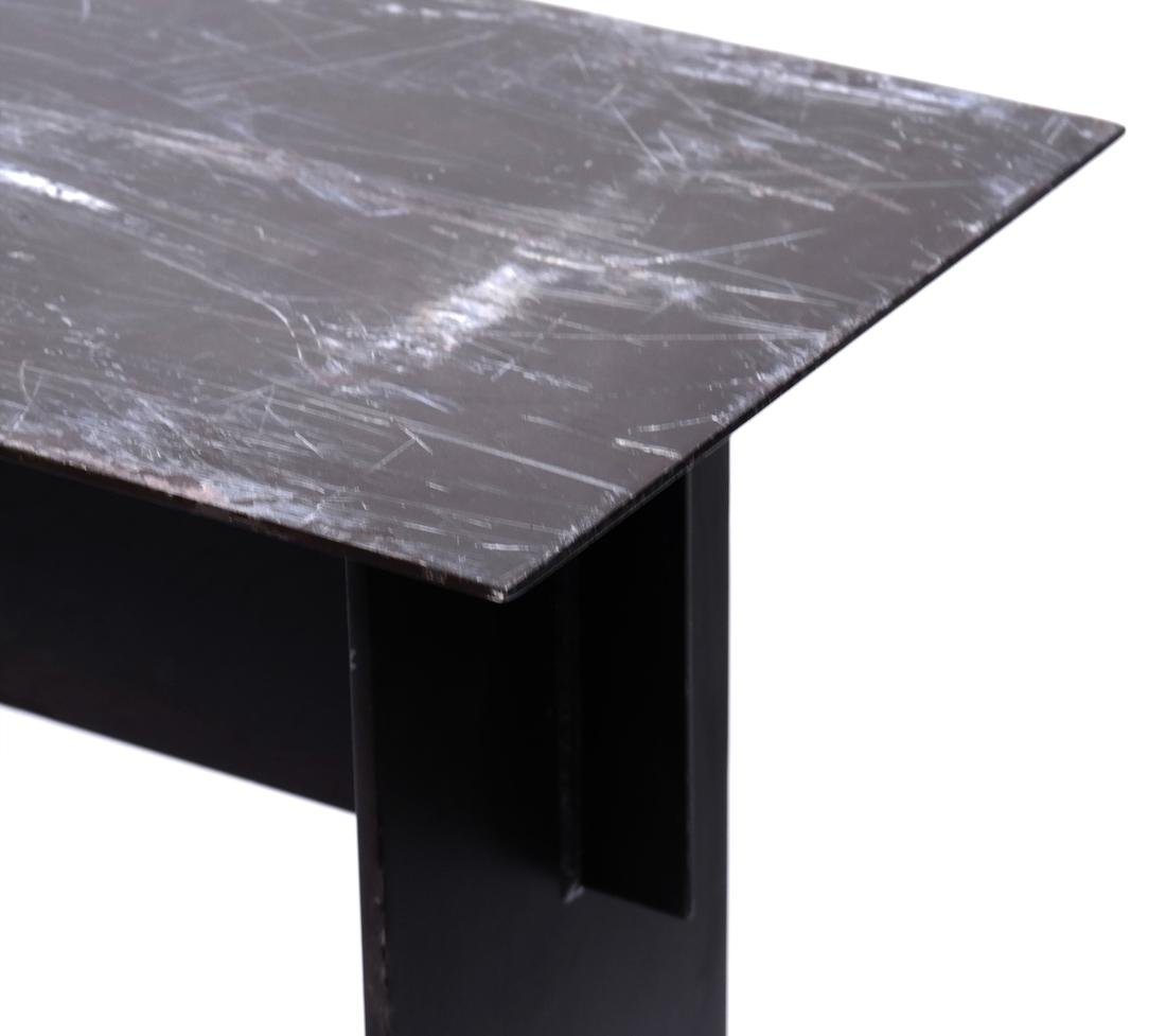 Steel Console - 5