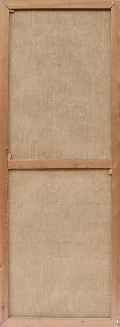 Peter Sheil, Male Portrait, Oil Canvas - 9
