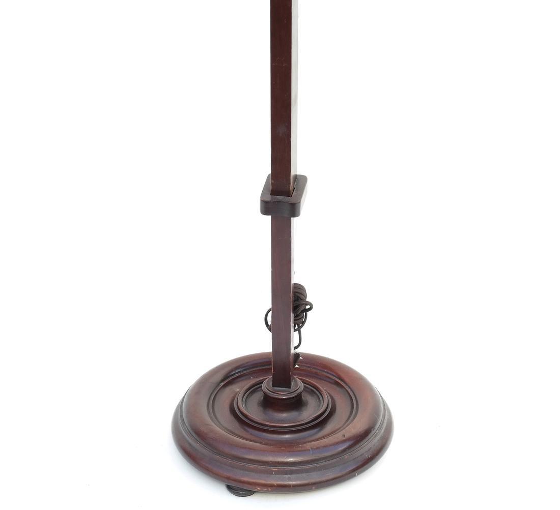Adjustable Candlestick Floor Lamp - 2