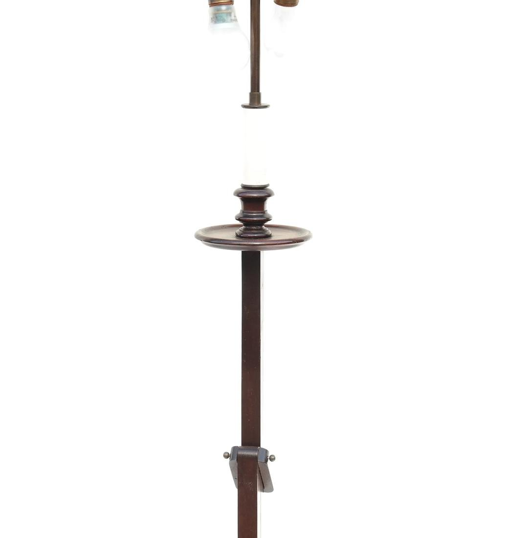 Adjustable Candlestick Floor Lamp - 4
