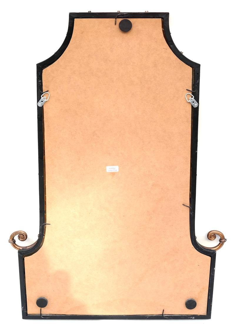 Pair of Faux Bamboo Mirrors - 6