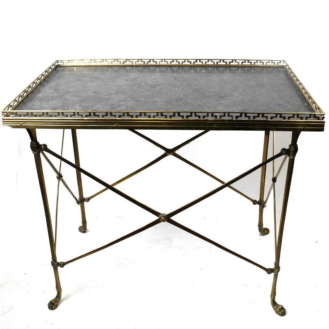 Maison Jansen-Style Cocktail Table